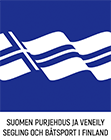 Suomen Purjehdus- ja Veneily logo kuvituskuva