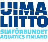 Uimaliiton logo kuvituskuva