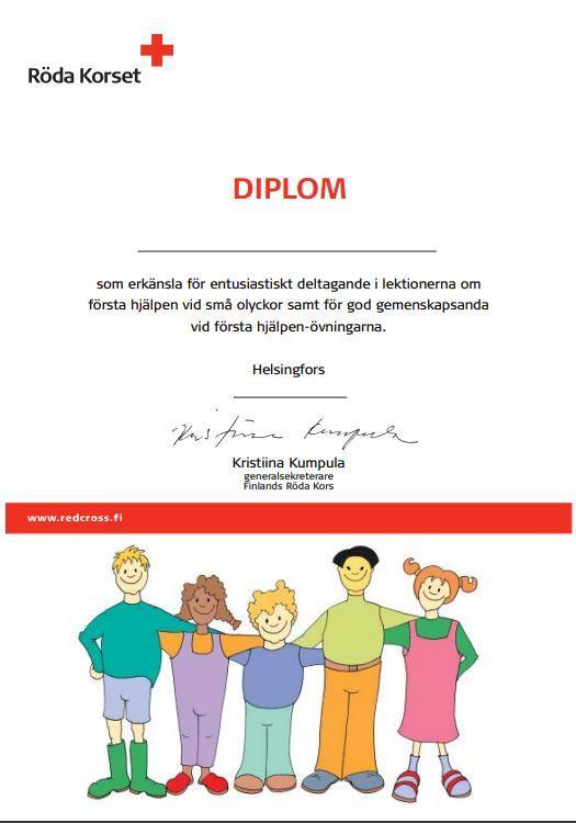 Diplom kuvituskuva